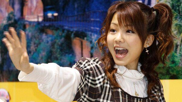 Японский идол, певица Рэйна Танака - Sputnik 日本