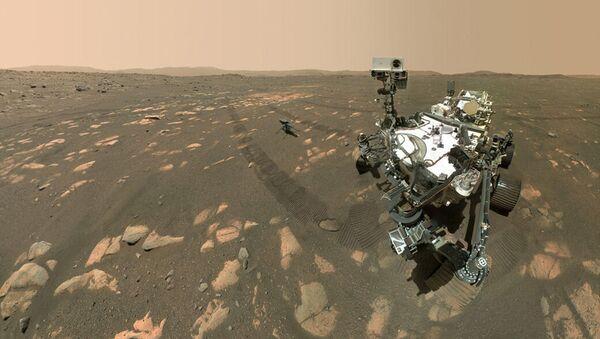火星探査車パーサヴィアランス - Sputnik 日本