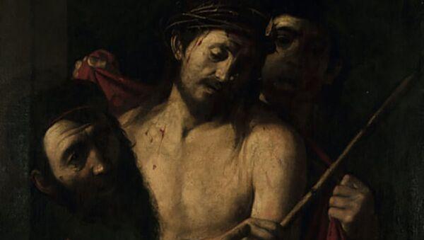 カラヴァッジの消えた傑作とされる絵画 スペインのオークションで1500ユーロであわや落札 - Sputnik 日本