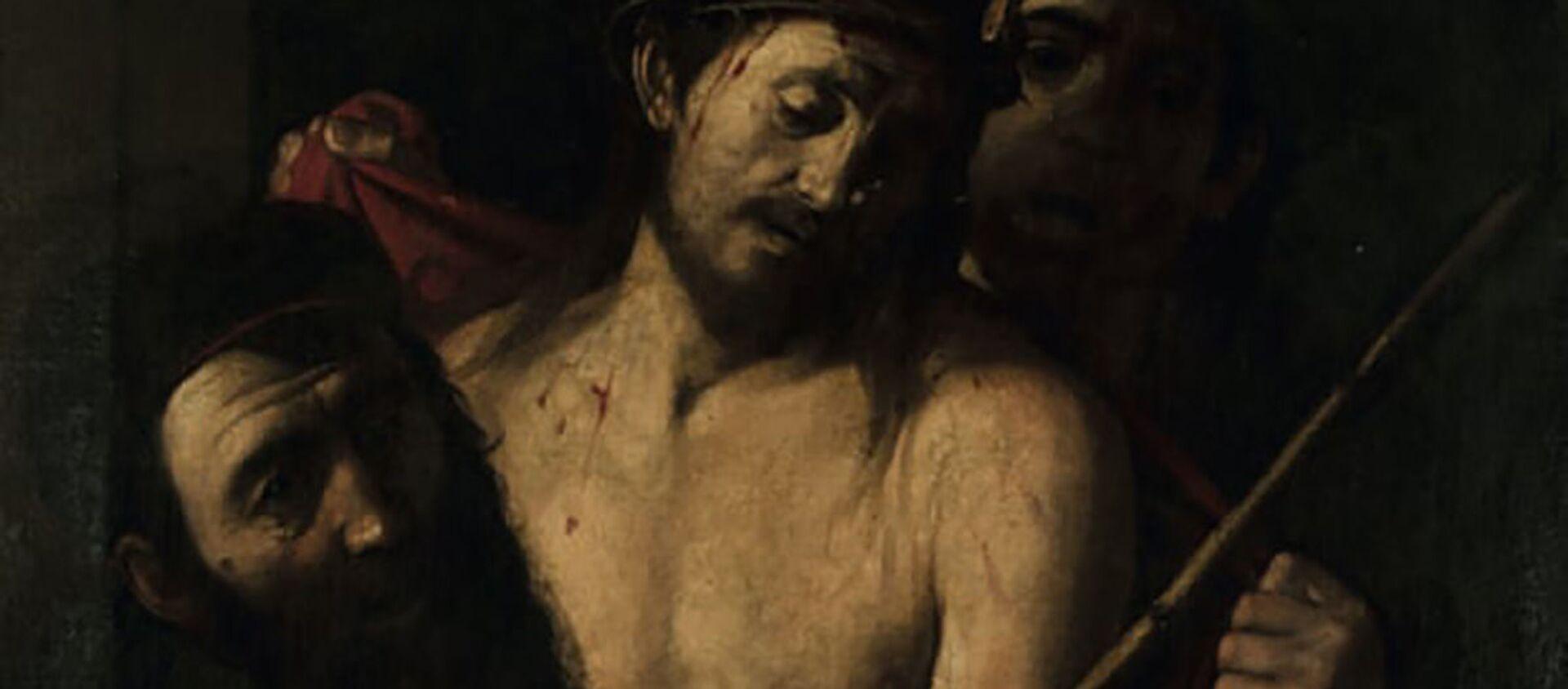カラヴァッジの消えた傑作とされる絵画 スペインのオークションで1500ユーロであわや落札 - Sputnik 日本, 1920, 10.04.2021