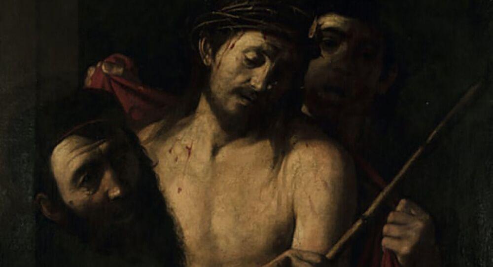 カラヴァッジの消えた傑作とされる絵画 スペインのオークションで1500ユーロであわや落札