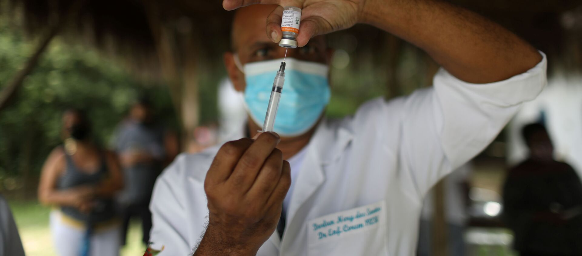 中国で自国製の新型コロナワクチンが低効果であると発表  - Sputnik 日本, 1920, 12.04.2021
