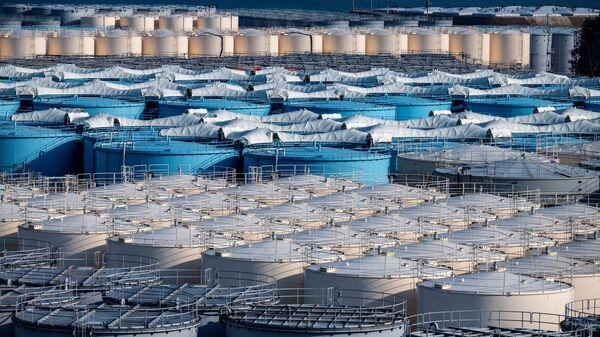 中国外務省 日本の政治家らに福島原発の処理水を飲んで見るよう要請 - Sputnik 日本