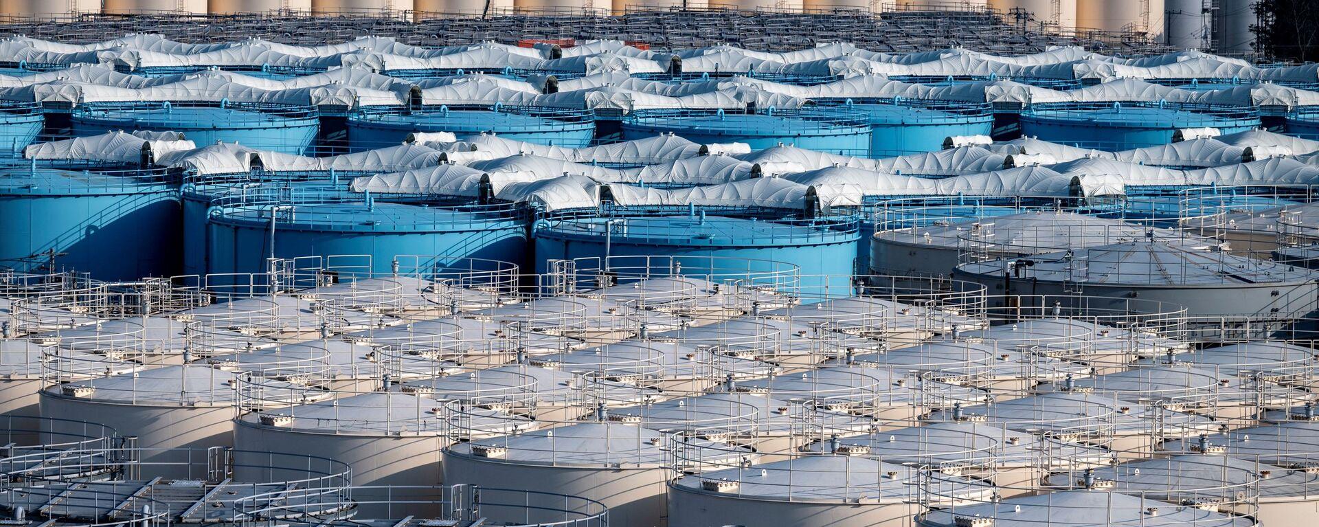 中国外務省 日本の政治家らに福島原発の処理水を飲んで見るよう要請 - Sputnik 日本, 1920, 17.04.2021
