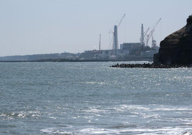 東京電力福島第一原子力発電所