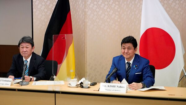 外務・防衛閣僚会合 - Sputnik 日本