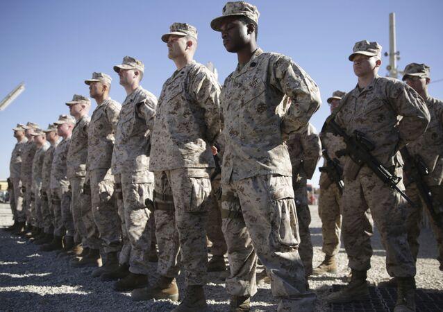 米軍 アフガニスタン政府に大型空軍基地を引き渡し