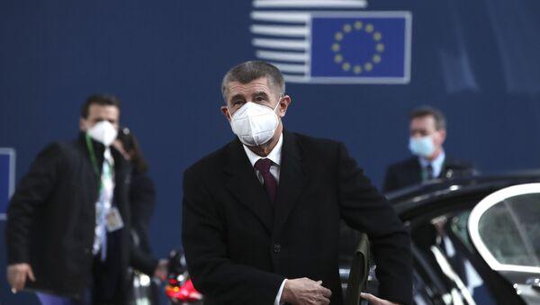 Премьер-министр Чехии Андрей Бабиш - Sputnik 日本
