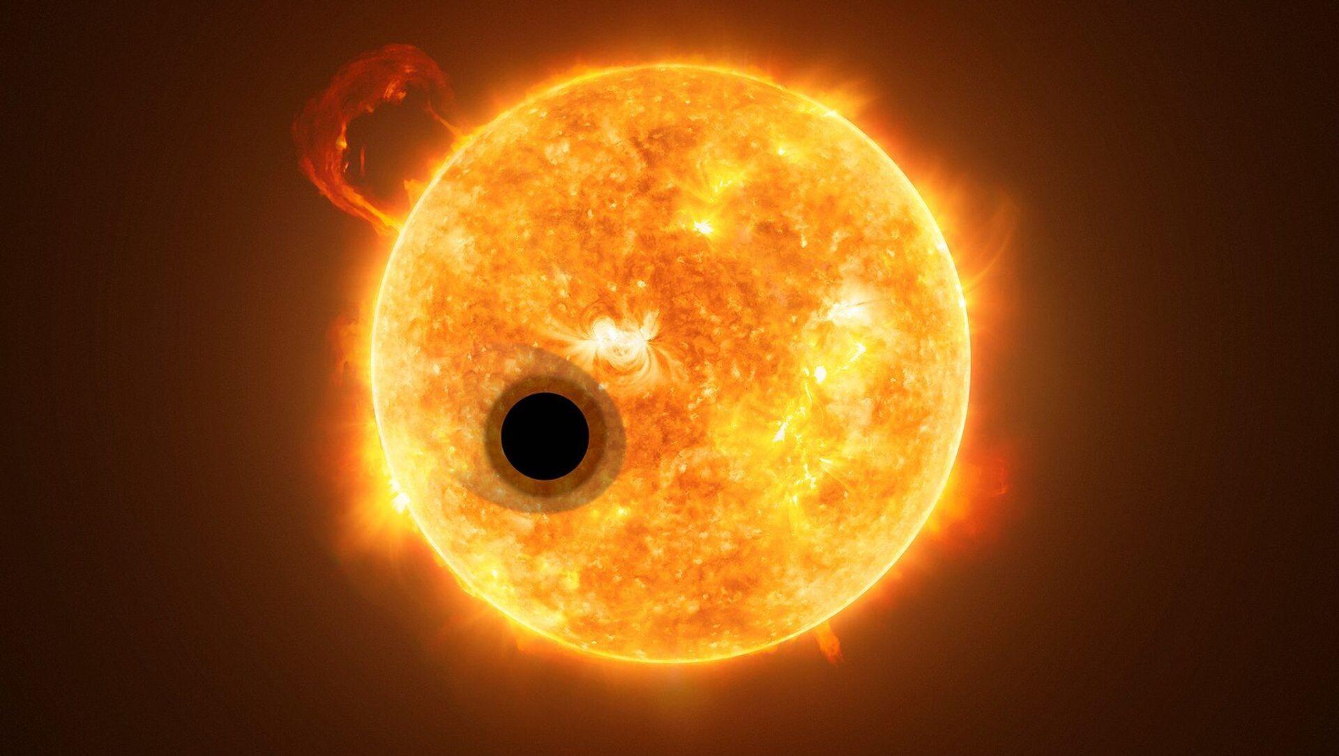 太陽系外惑星の生命を証明する物質イソプレン - Sputnik 日本, 1920, 20.04.2021