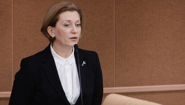 ロシア連邦消費者権利保護・福祉監督庁のアンナ・ポポワ長官 - Sputnik 日本