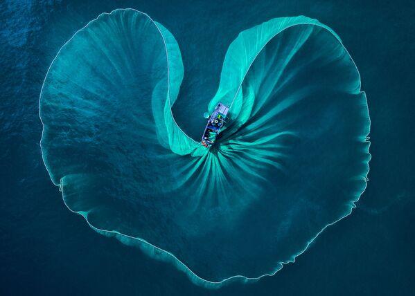 高評価獲得作品『Heart of the sea(海の心臓)』 Phuoc Hoai Nguyen氏(ベトナム) - Sputnik 日本