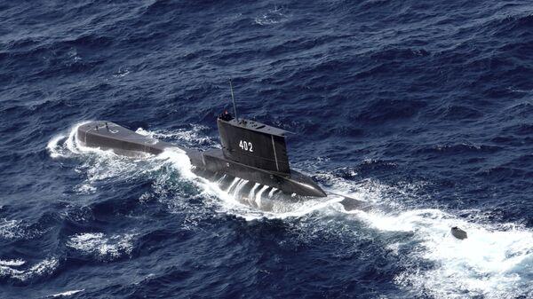 潜水艦KRIナンガラ402 - Sputnik 日本