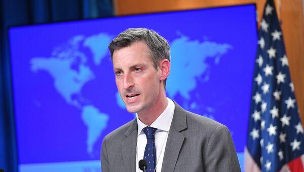 米国務省のネッド・プライス報道官 - Sputnik 日本
