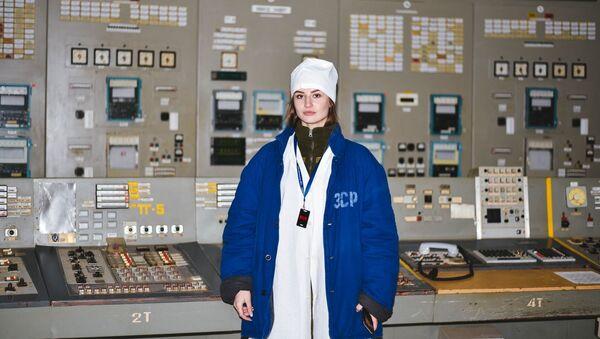 ナタリヤ・テレシェンコさん - Sputnik 日本