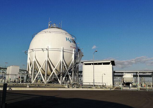 技術研究組合CO2フリー水素サプライチェーン推進機構 (HySTRA)