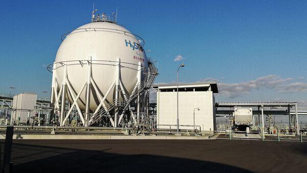 技術研究組合CO2フリー水素サプライチェーン推進機構 (HySTRA) - Sputnik 日本