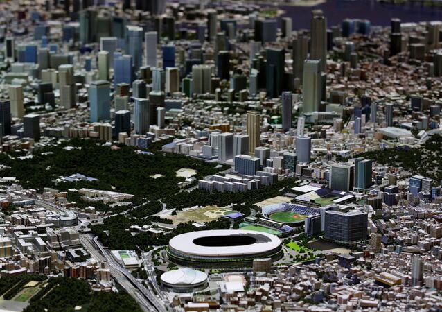日本 世論調査で8割以上が「東京五輪の延期・中止」
