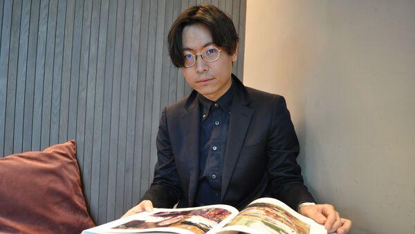 ロシア・東欧のアート書籍専門店イスクーストバの店主、稲葉直紀さん - Sputnik 日本