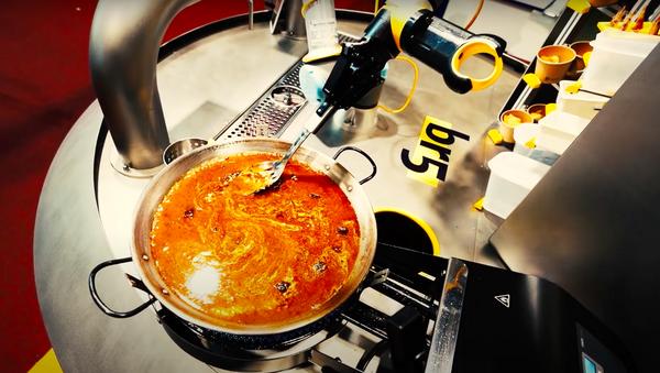 スペインでパエリア調理ロボットが開発 - Sputnik 日本