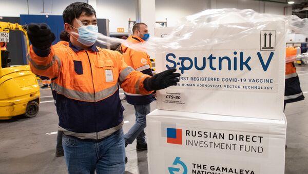エジプト 「スプートニクV」の供給合意を発表 - Sputnik 日本