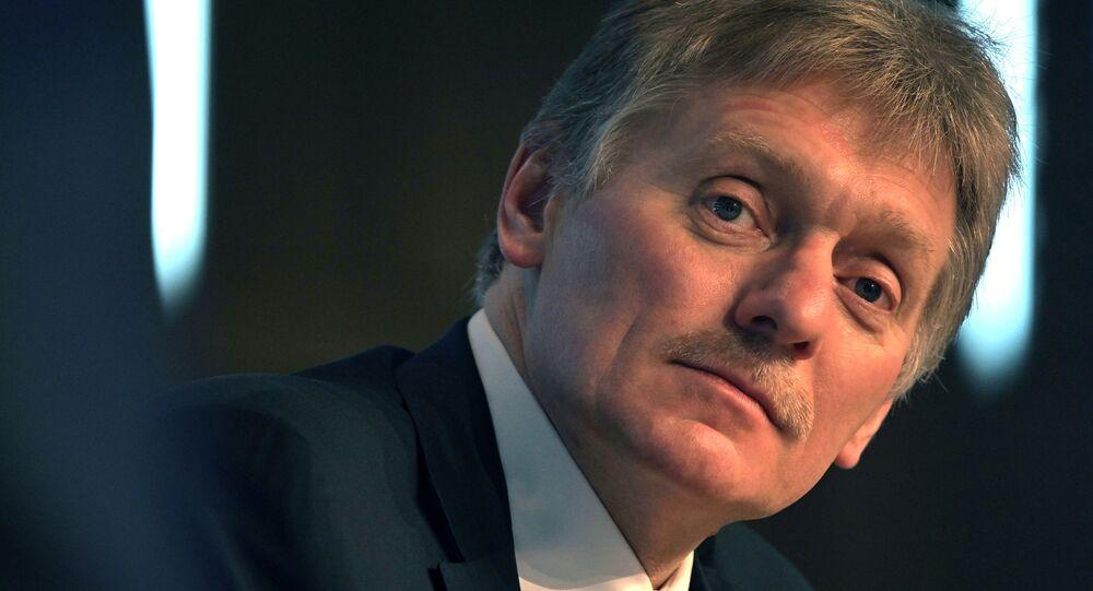 ドミートリィ・ペスコフ大統領報道官
