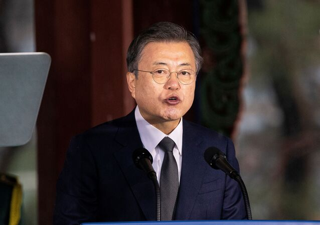 韓国と米国 朝鮮戦争の正式な終結について議論へ