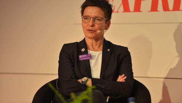 スウェーデンのヨーテボリ市長 - Sputnik 日本