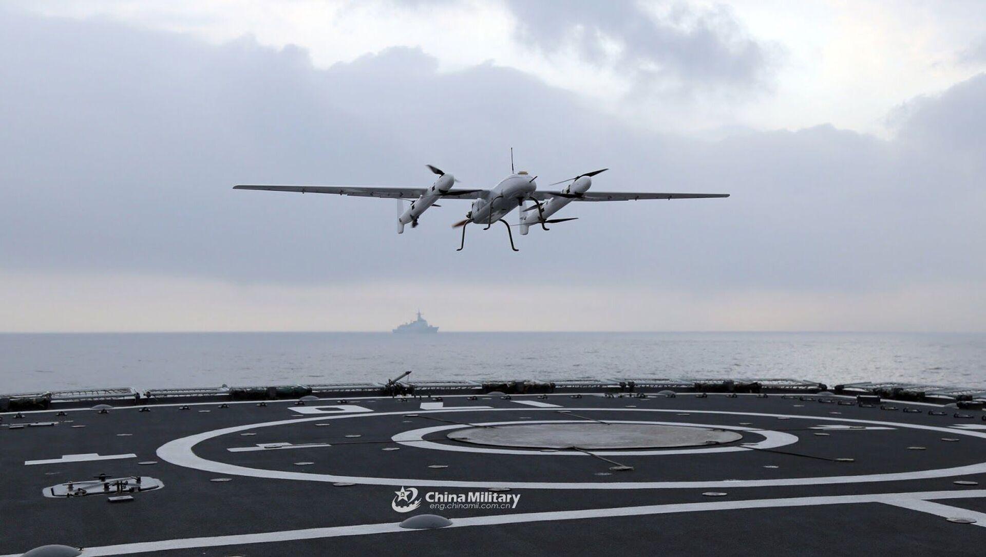 新型UAVは中国「海兵隊」に優位性をあたえるか? - Sputnik 日本, 1920, 24.05.2021