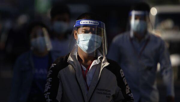 新型コロナウイルス カンボジア - Sputnik 日本