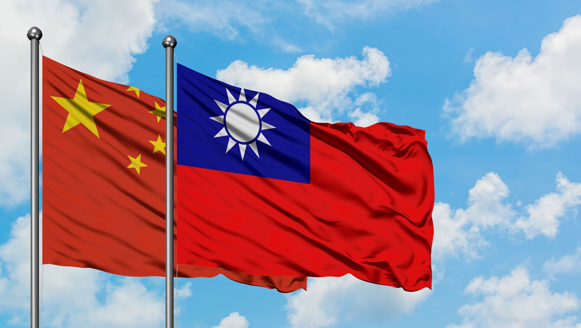 台湾と中国の国旗 - Sputnik 日本, 1920, 23.09.2021