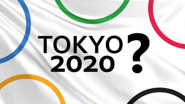 東京五輪ロゴ - Sputnik 日本