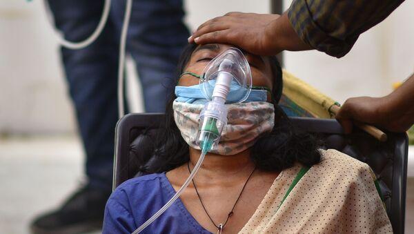 インド 新型コロナウイルス - Sputnik 日本