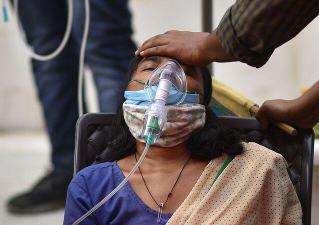 インド 新型コロナウイルス