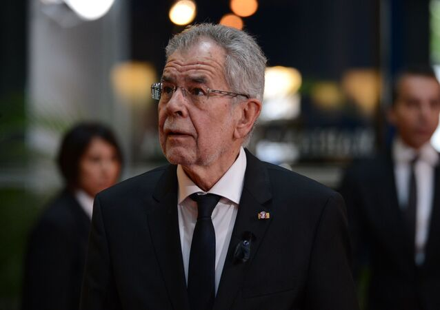 オーストリア大統領、11日にシャレンベルク新首相の宣誓を受ける