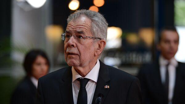 オーストリア大統領、11日にシャレンベルク新首相の宣誓を受ける - Sputnik 日本