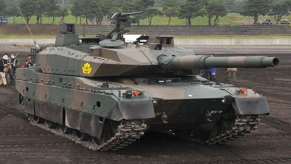 10式戦車 - Sputnik 日本