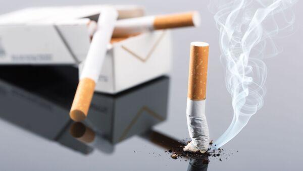 たばこ - Sputnik 日本