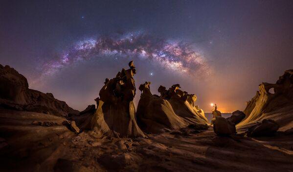 Mohammad Hayati氏の作品『Night lovers(夜の恋人)』  イラン・ホルモズガーン州で撮影 - Sputnik 日本