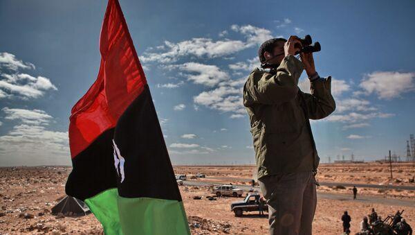 リビアの旗 - Sputnik 日本