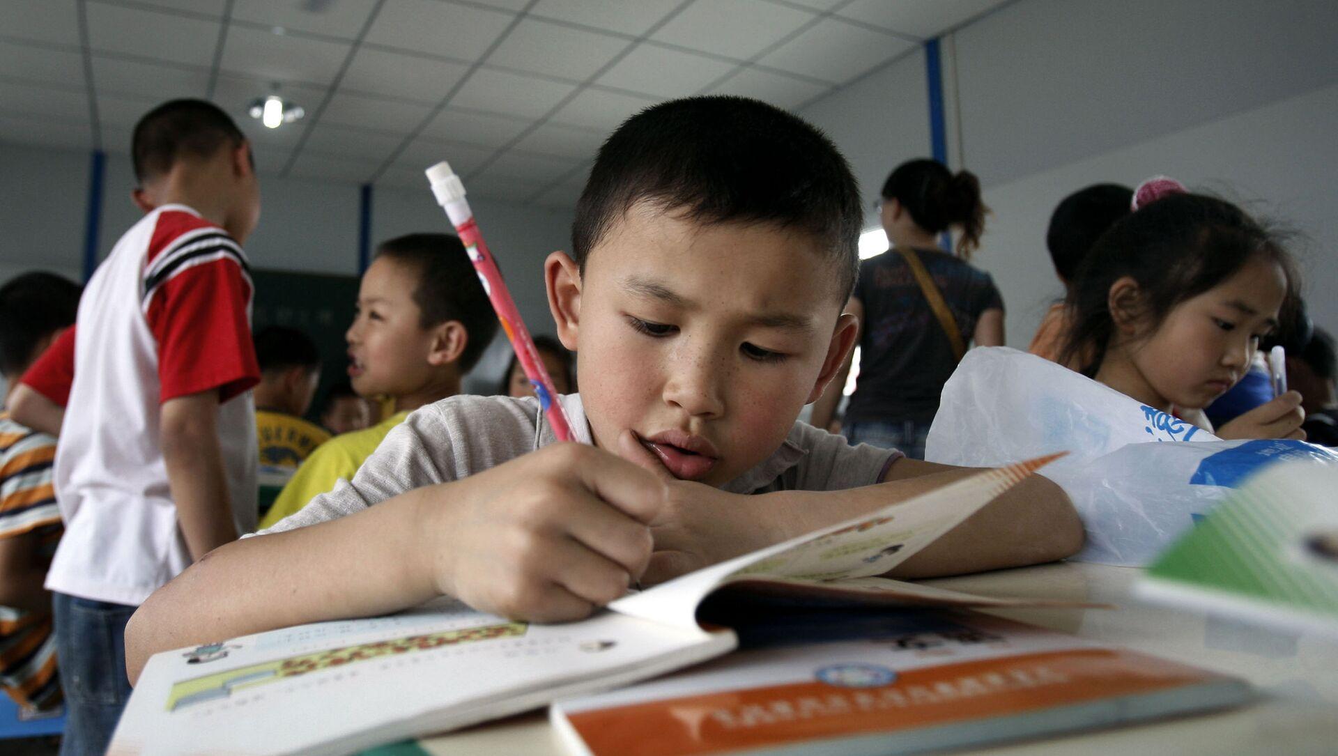 中国の子供たち - Sputnik 日本, 1920, 04.06.2021