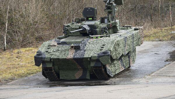 Ajax系装甲車 - Sputnik 日本