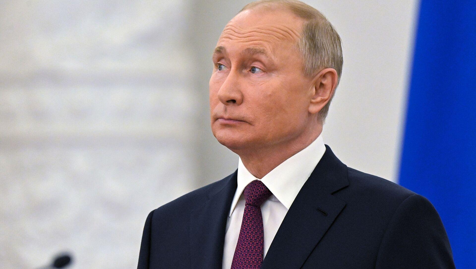 プーチン大統領 - Sputnik 日本, 1920, 16.09.2021