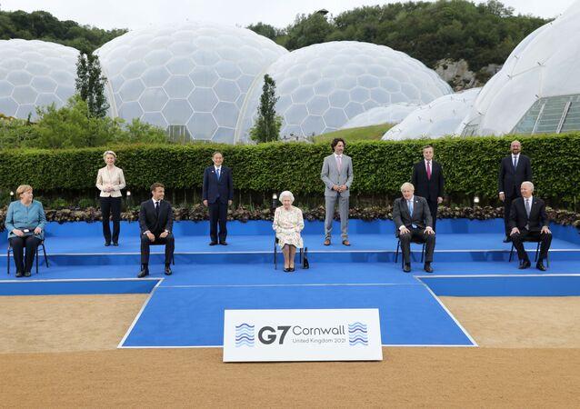 G7サミット2021