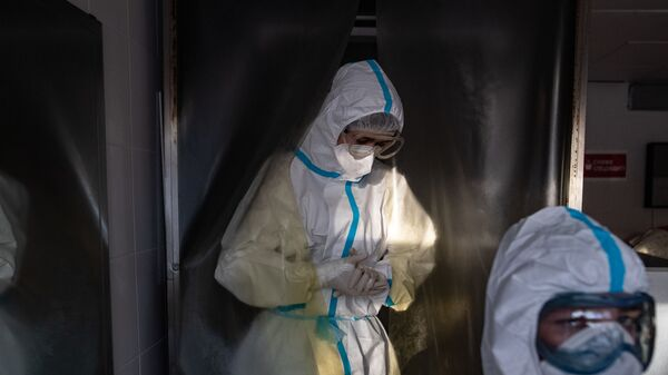 モスクワ 新型コロナウイルス - Sputnik 日本