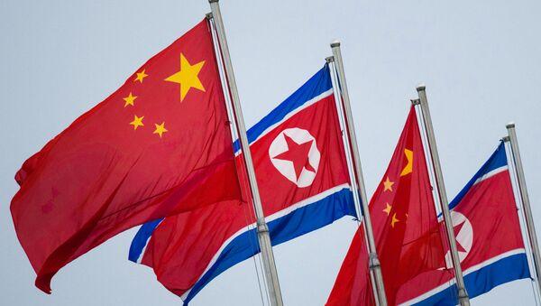中国と北朝鮮 - Sputnik 日本