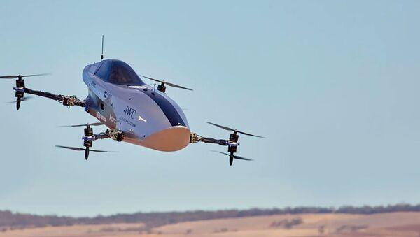 Гоночный электромобиль Alauda Airspeeder Mk3 - Sputnik 日本