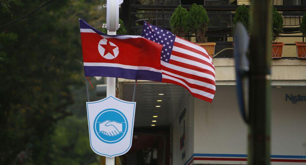 北朝鮮と米国
