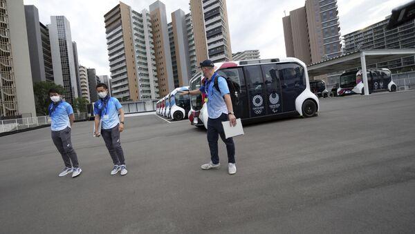 東京五輪・選手村 - Sputnik 日本