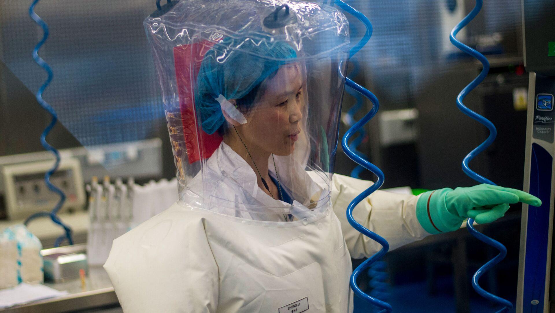 中国の武漢ウイルス研究所  - Sputnik 日本, 1920, 22.07.2021