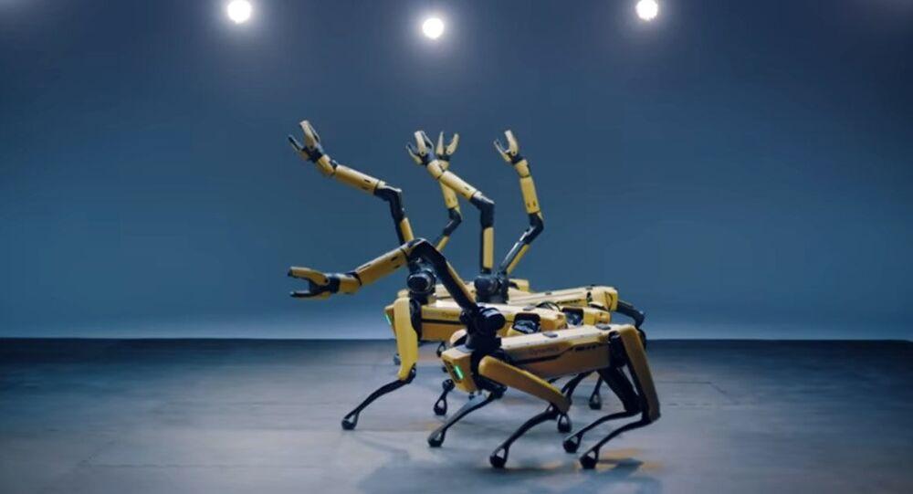 Boston Dynamicsのロボット犬